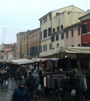 Mercato a Chioggia