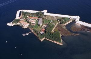 Forte San Felice_Chioggia_Aerea1 pre MoSE