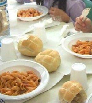 scuola cibo