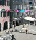 foto_istallazione ombrelli_Carnevale_Corso del Popolo Chioggia