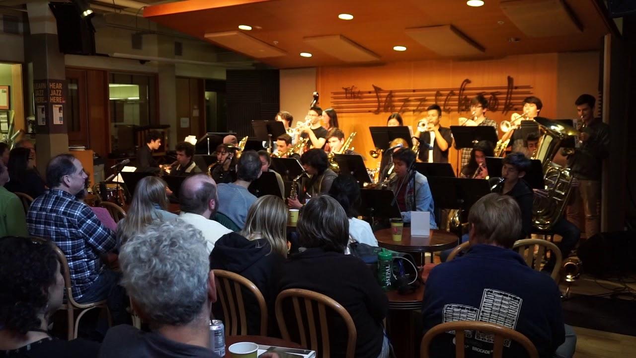 California Jazz Conservatory Big Band