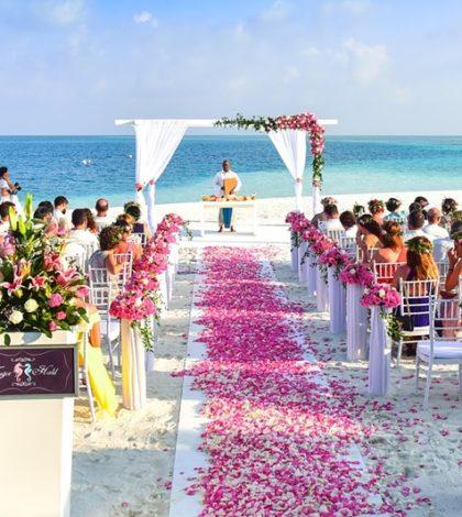 spiaggia, matrimonio
