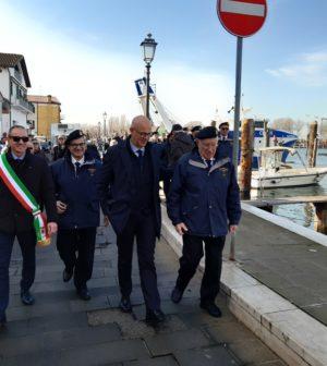 passeggiata Riva Lusenzo