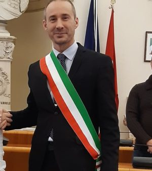 sindaca consiglio ragazzi Anna Nordio_sindaco Alessandro Ferro_07_02_2020
