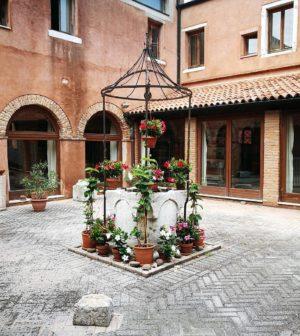 biblioteca Chioggia