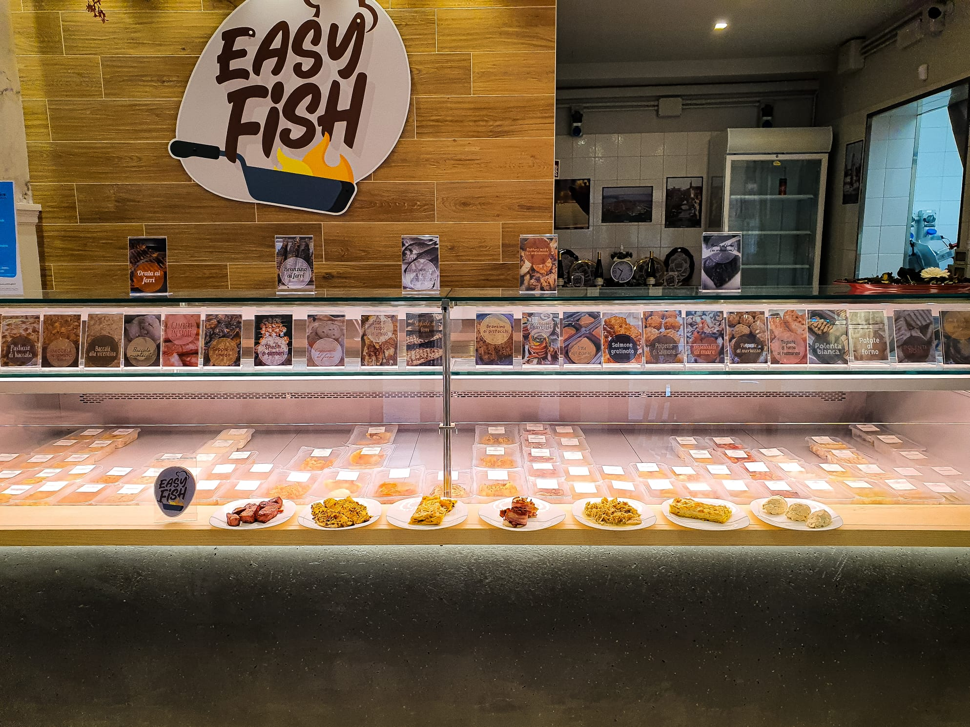 24Easy Fish Gastronomia pesce Chioggia