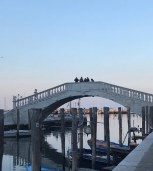Chioggia Ponte di Vigo
