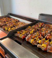 Tundra Beach grigliata carne