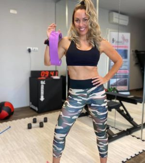 Arianna Fashion Gym Evolution