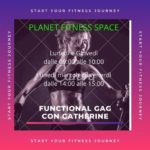 planet fitness space