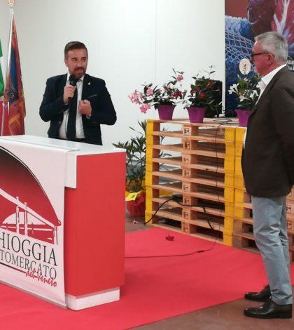 assessore Daniele Stecco_AmmUn Mercato Giuseppe Boscolo Palo
